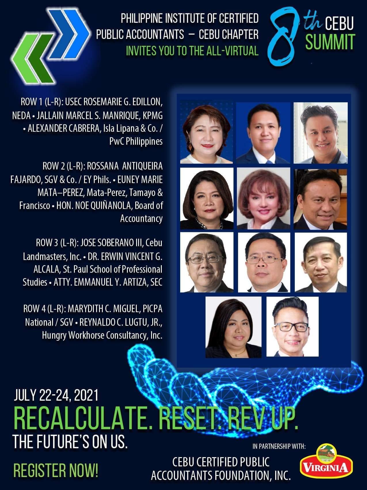 8th PICPA Cebu All-Virtual Summit